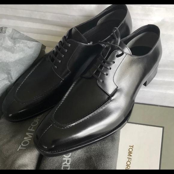 Tom Ford Mens Oxford Dress Shoes